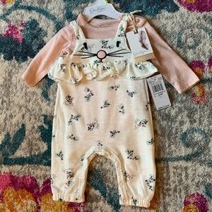 Jessica Simpson infant girls outfit